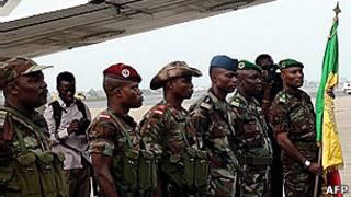 Войска стран Западной Африки