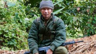 Kachin Soldier