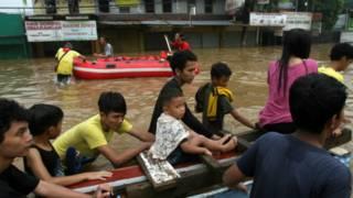 Korban banjir