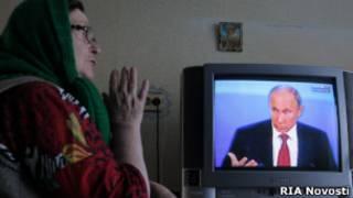 Экран телевизора