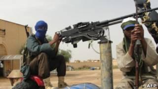 Исламисты в Мали