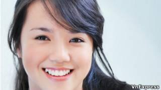 Cô Nguyễn Ngọc Nhất Hạnh (ảnh của VnExpress)