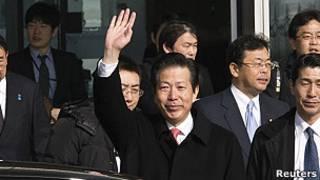 Natsuo Yamaguchi, enviado japonés en China