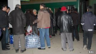 Россияда 1,5 миллионга яқин тожик мигрантлари ишлаши айтилади