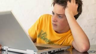 Anak di internet