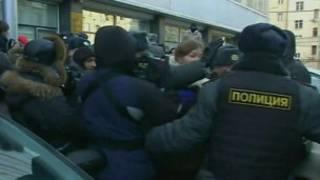 شرطة روسية