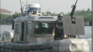 Jeshi la Nigeria likipiga doria katika Niger Delta