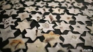 Инсталляция в память жертв нацизма