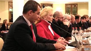 Максим Сурайкин, Сажи Умалатова, Вячеслав Смирнов