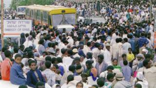Les juifs ethiopiens se disent victimes de discrimination.
