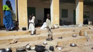 لاجئون في دارفور