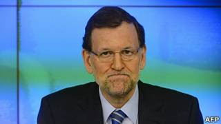 Mariano Rajoy, primer ministro español