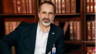 سوريا،معاذ الخطيب