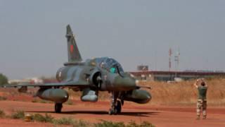 Jirgin yaki a Mali