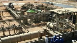 Kamfanin uranium na Nijar