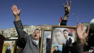 Протесты на Западном берегу реки Иордан