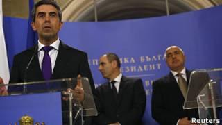 Премьер-министр Болгарии Росен Плевнелиев