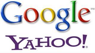 Yahoo! y Google