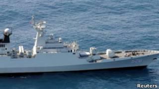 Kapal fregate Cina