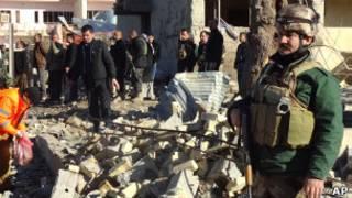 Serangan di Baghdad