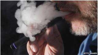 使用電子香煙