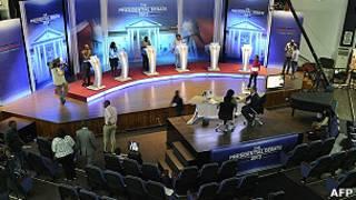 Debate en Kenia