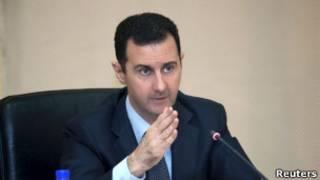 Башар Асад сказал, что не уйдет в отставку