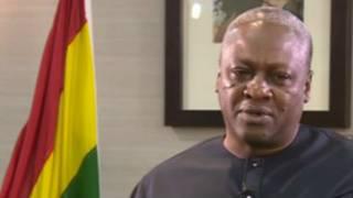 John Mahama a dissous la commission supervisant la lutte anti-drogue dans son pays.