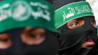 عناصر من حماس