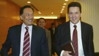 العلاقات الدبلوماسية بين استراليا وماليزيا متوترة