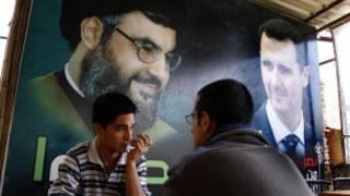 العلاقة وثيقة بين حزب الله والنظام السوري