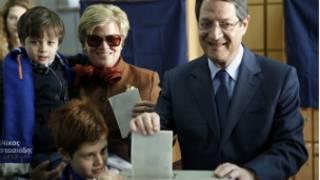 انتخابات الرئاسية القبرصية