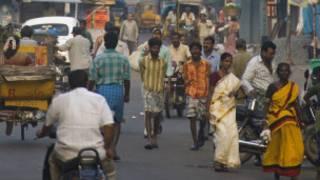 Ibukota Tamil Nadu, Chennai.