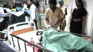 हैदराबाद में बम विस्फोट