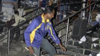 Inda bama bamai su ka tashi a Hyderabad