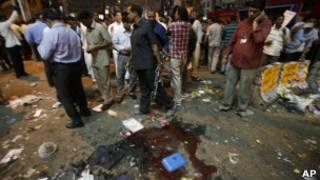 हैदराबाद, बम धमाके