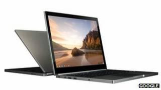 गूगल का नया लैपटॉप