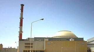 Pembangkit nuklir Bushehr