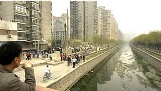 Inda ake kira Cancer Village a China