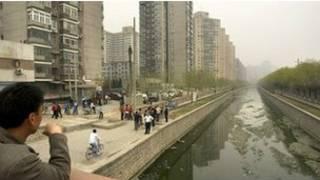 चीन में प्रदूषण