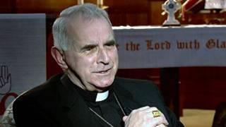 Cardenal Keith O'Brien