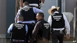техасские шерифы