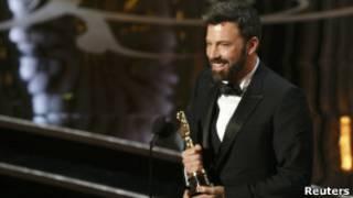 Ben Affleck y su Oscar