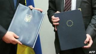 угода між Україною та ЄС