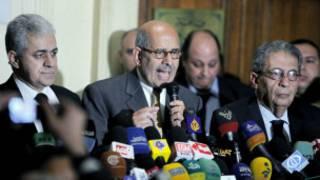 جبهة الإنقاذ المصرية