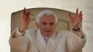पोप का अलविदा