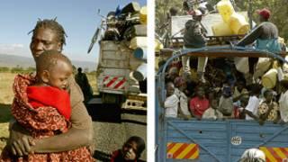 Zabe a kasar Kenya
