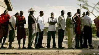 الانتخابات الكينية