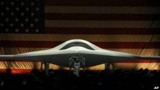 Беспилотный автономный БПЛА X-47B