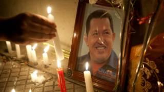 Shugab Hugo Chavez